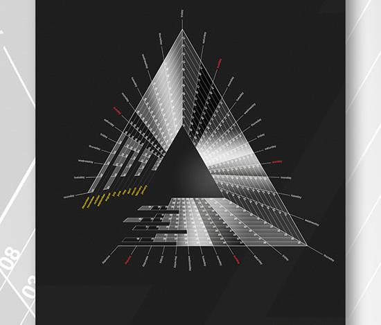 Thiết kế lịch treo tường 2014 sáng tạo hiệu quả - VietArt Advertising