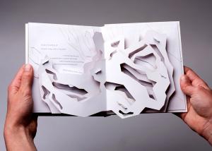 """""""Sách lịch"""" độc đáo trên thị trường thiết kế lịch độc quyền"""